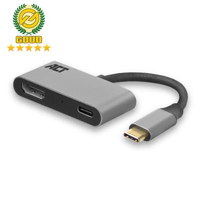 USB-C to HDMI adapter and PD pass through