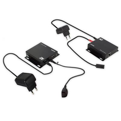 HDMI over IP extender set CATx up to 100 meter
